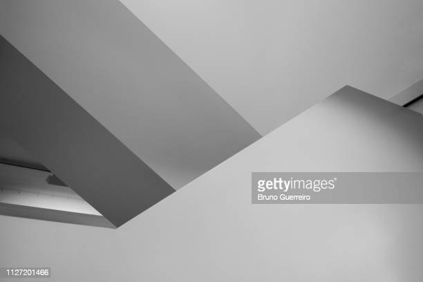 indoor staircase - architectural feature stock pictures, royalty-free photos & images