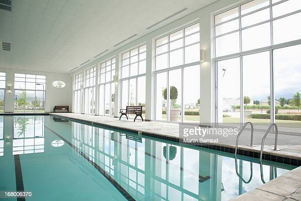 Innen-Swimmingpool