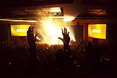 Indoor Worship Concert