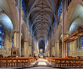 Indoors of York Minster