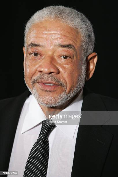 Inductee Bill Withers arrives at the 2005 Songwriters Hall Of Fame induction ceremony at the Marriott Marquis Hotel June 09, 2005 in New York City.