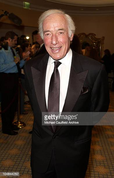 Inductee Bud Yorkin during Academy of Television Arts Sciences 15th Annual Hall of Fame Ceremony at Beverly Hills Hotel in Beverly Hills California...