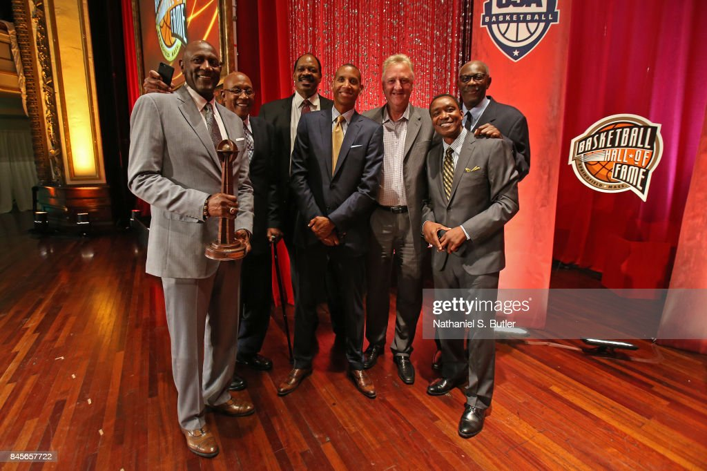 2017 Basketball Hall of Fame Enshrinement Ceremony