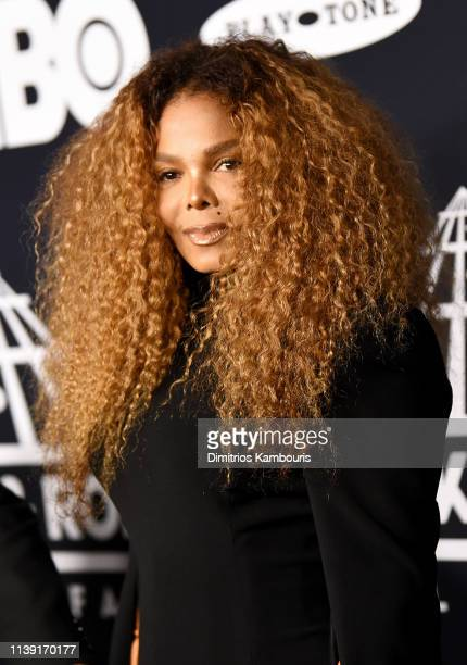 Inductee Janet Jackson attends the 2019 Rock & Roll Hall Of Fame Induction Ceremony at Barclays Center on March 29, 2019 in New York City.