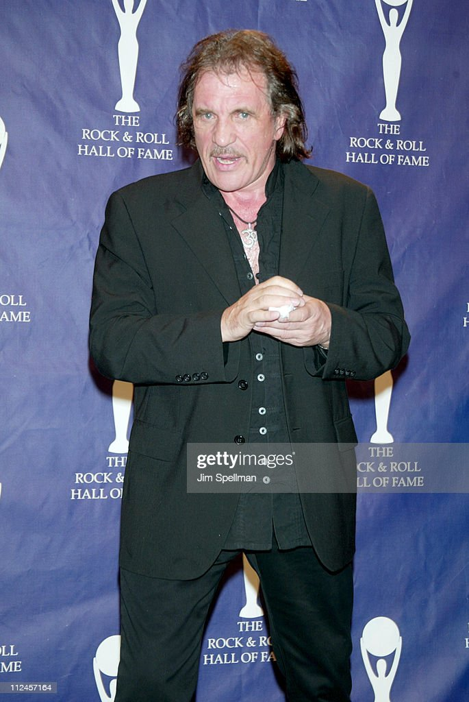 The 19th Annual Rock and Roll Hall of Fame Induction Ceremony - Press Room