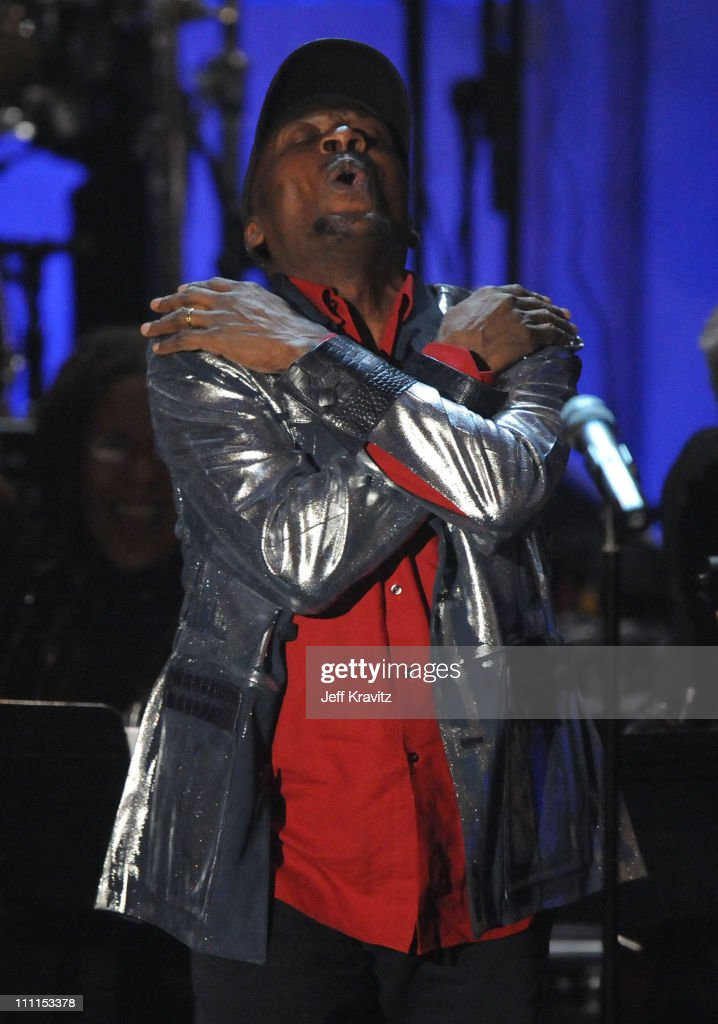 Inductee Jimmy Cliff performs onstage at the 25th Annual Rock and Roll Hall of Fame Induction Ceremony at the Waldorf=Astoria on March 15, 2010 in New York City.