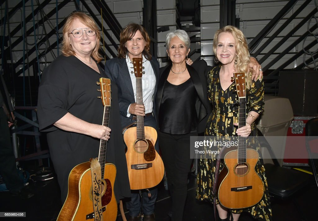 32nd Annual Rock & Roll Hall Of Fame Induction Ceremony - Inside