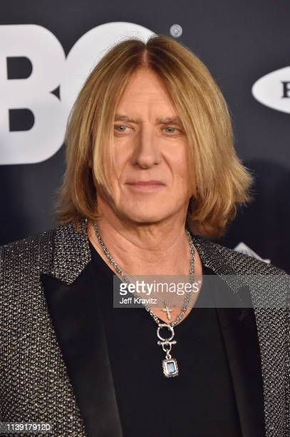 Inductee Joe Elliot of Def Leppard attends the 2019 Rock Roll Hall Of Fame Induction Ceremony at Barclays Center on March 29 2019 in New York City