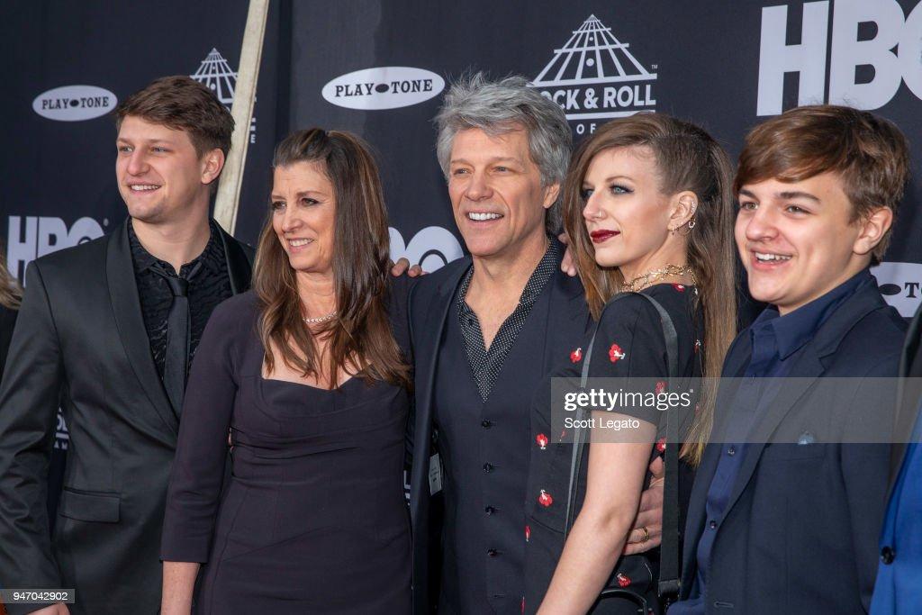 Bon Jovi Familie