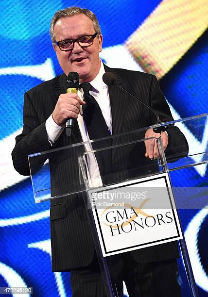 Inductee Mark Lowry during The 2nd Annual GMA Honors at Allen Arena, Lipscomb University on May 5, 2015 in Nashville, Tennessee.