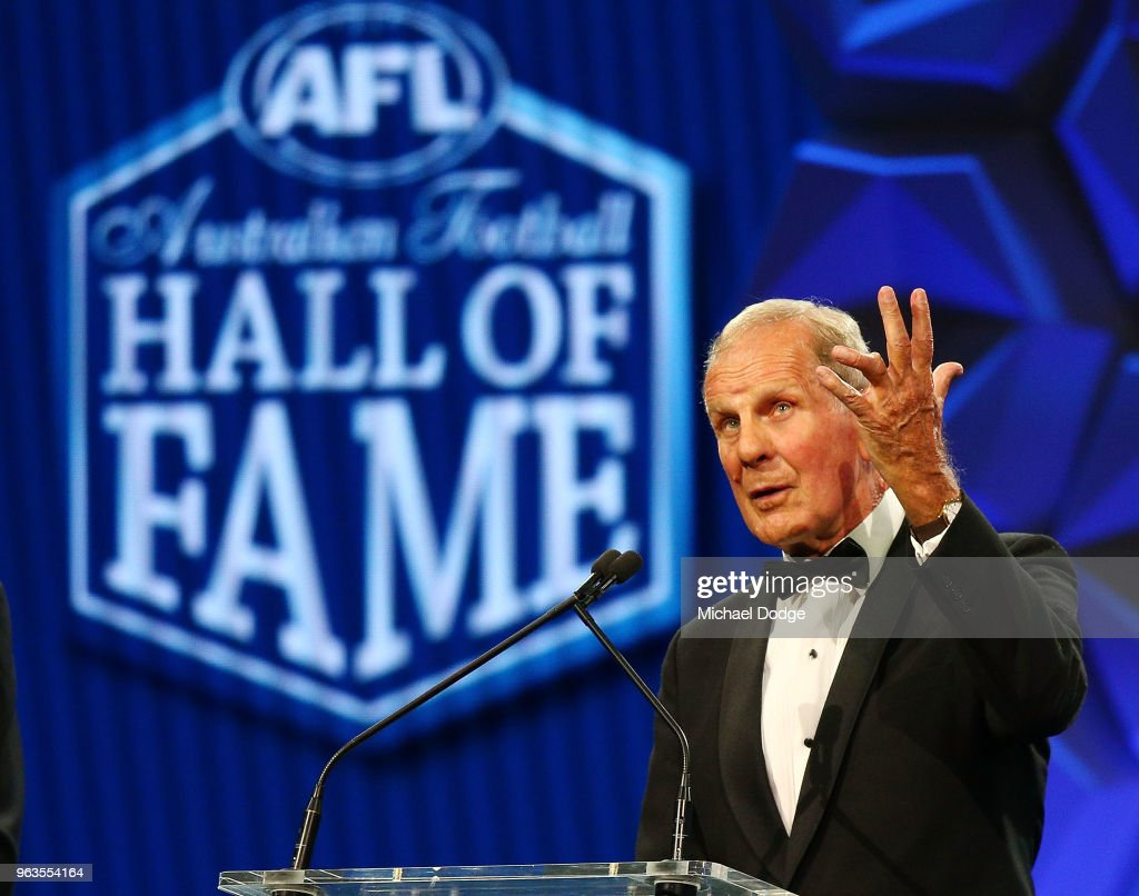 Australian Football Hall of Fame : News Photo