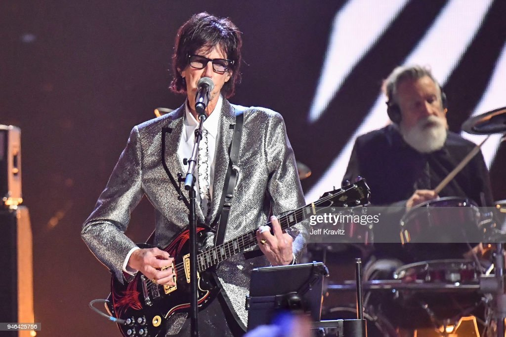 33rd Annual Rock & Roll Hall of Fame Induction Ceremony - Show : ニュース写真