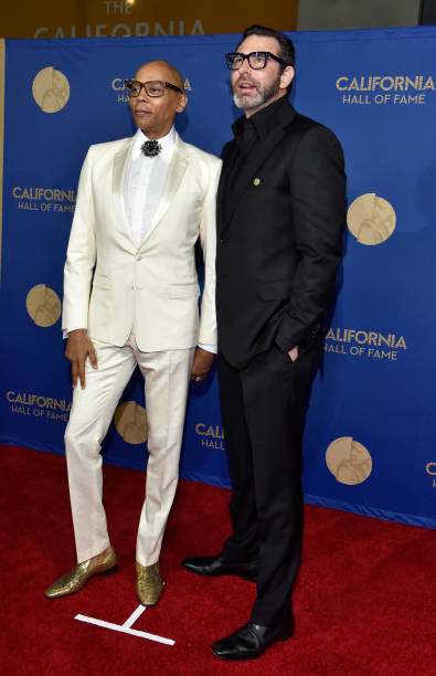 CA: 13th Annual California Hall Of Fame Induction - Arrivals