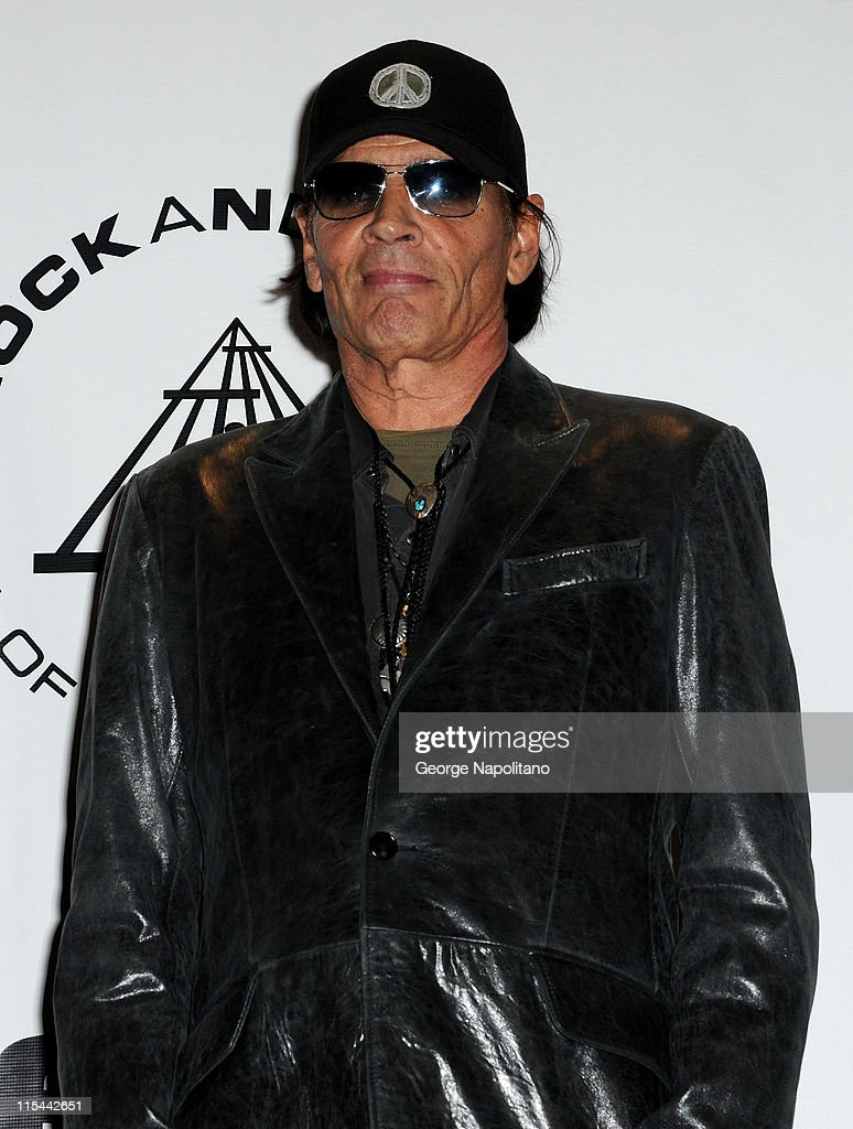 25th Anniversary Rock & Roll Hall Of Fame Induction Ceremony- Press Room