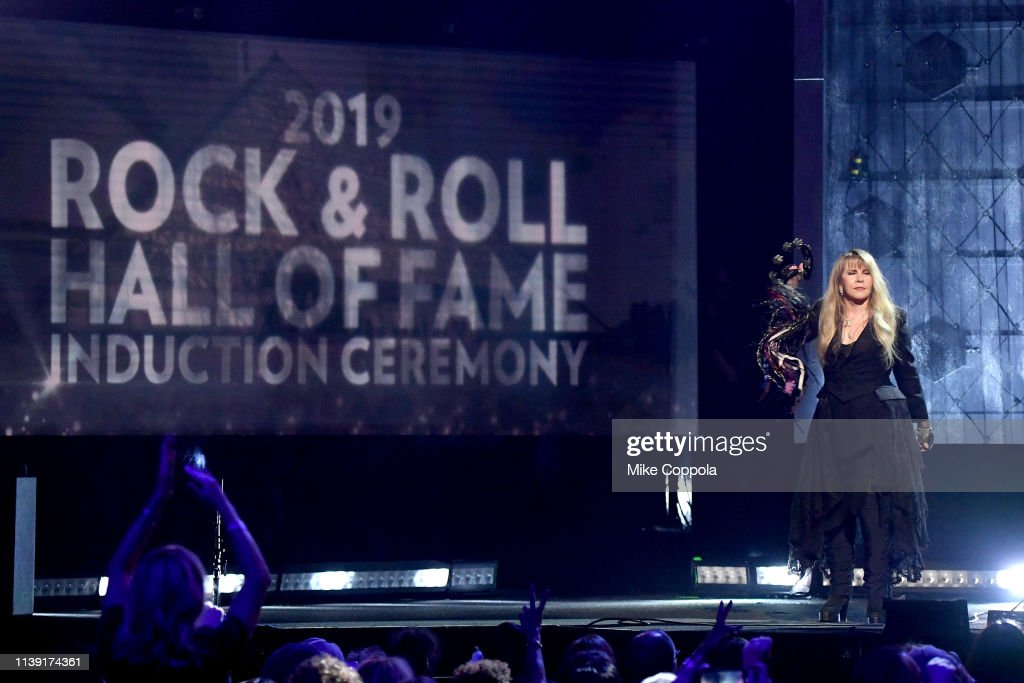 2019 Rock & Roll Hall Of Fame Induction Ceremony - Show : ニュース写真