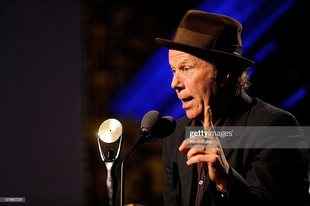 26th Annual Rock And Roll Hall Of Fame Induction Ceremony - Show : News Photo