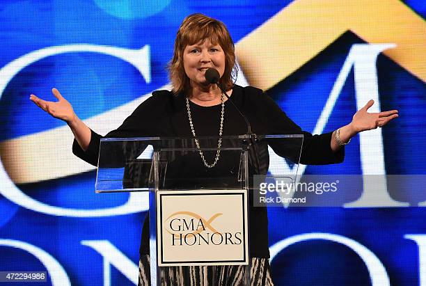 Inductee Twila Paris during The 2nd Annual GMA Honors at Allen Arena, Lipscomb University on May 5, 2015 in Nashville, Tennessee.