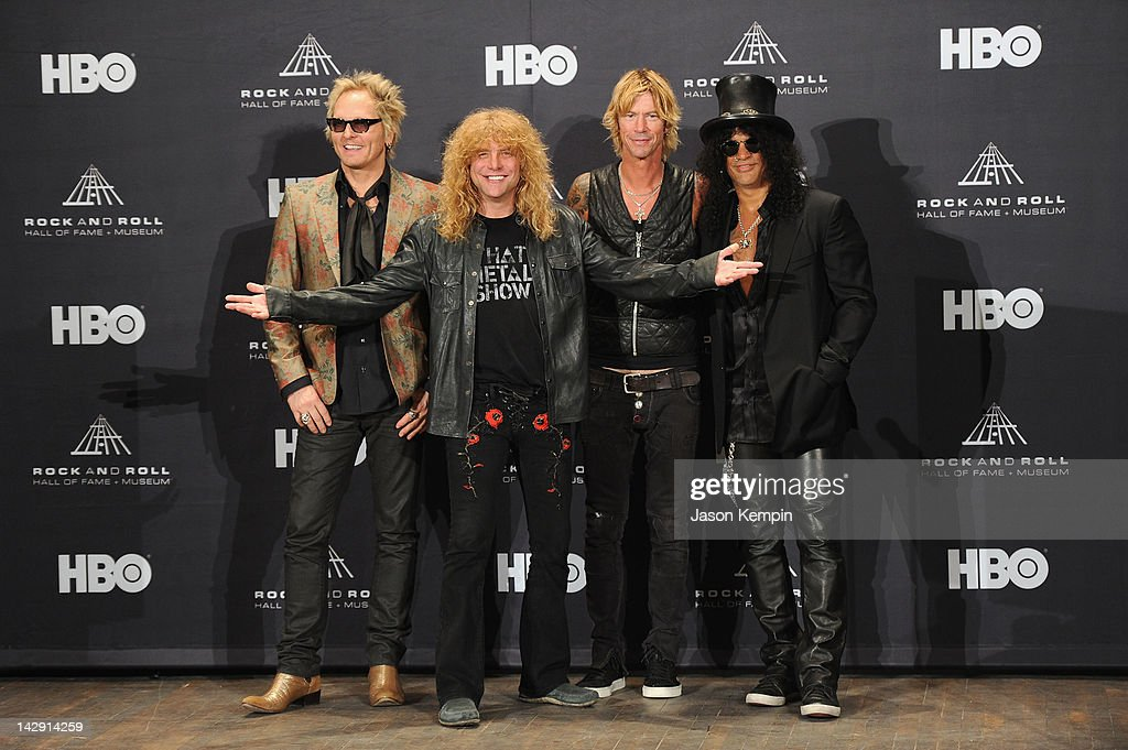 27th Annual Rock And Roll Hall Of Fame Induction Ceremony - Press Room
