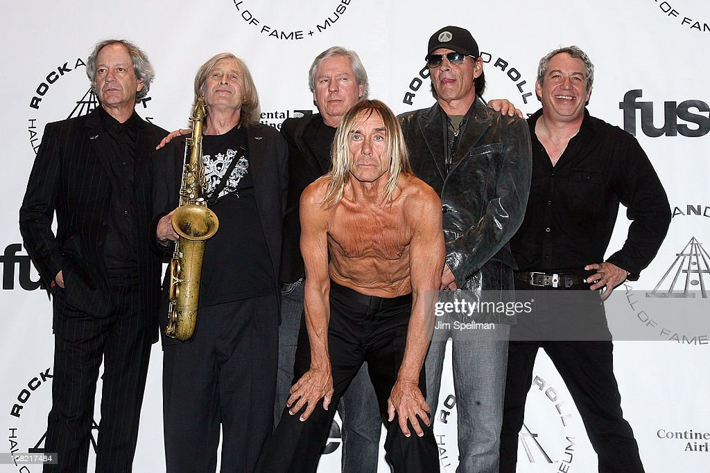 25th Annual Rock And Roll Hall Of Fame Induction Ceremony - Press Room