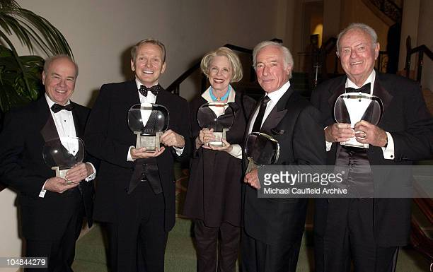 Inductees Tim Conway, Bob Mackie, Mrs. John Frankenheimer , Bud Yorkin and Harvey Korman