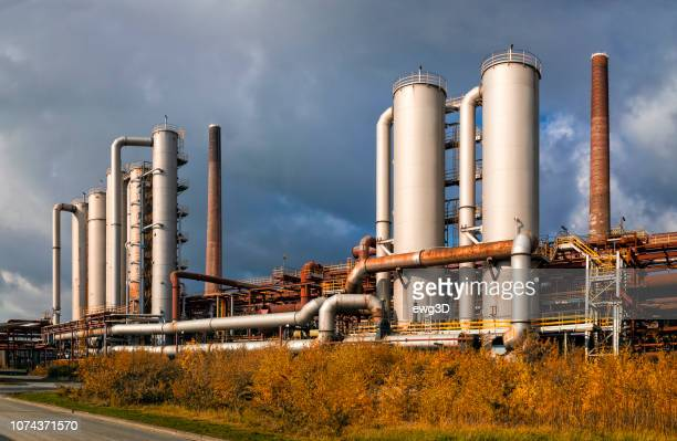 industrial architecture in the ruhr, essen, germany - essen germany stock pictures, royalty-free photos & images