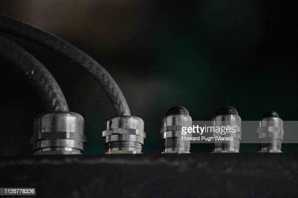 Industrial Connections and Fault Lights