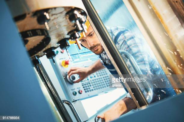 industrial control room. - automation stock pictures, royalty-free photos & images