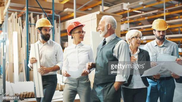 industrial design team in a meeting. - medium group of people stock pictures, royalty-free photos & images