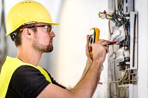 Industrial electric panel repair 511990814