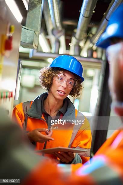 工業技術者