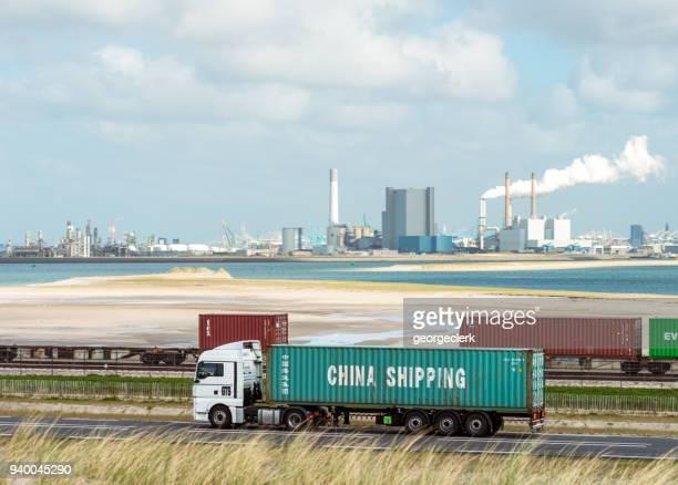 Gewerblichen Güterverkehr