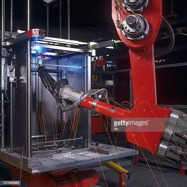 Industrial machine Robotic arm