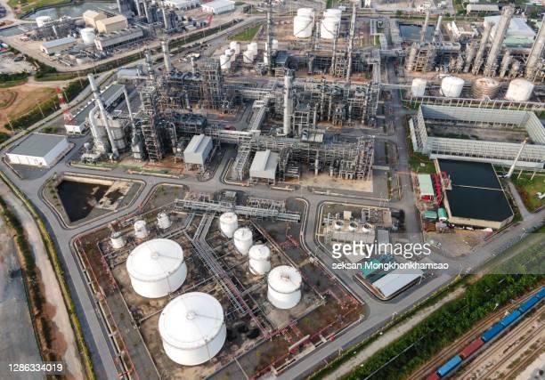 industrial manufacturing petrochemical - países do golfo pérsico imagens e fotografias de stock