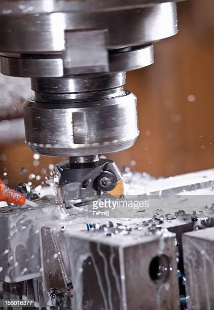 Industrial Metall Fräse Schneiden steel