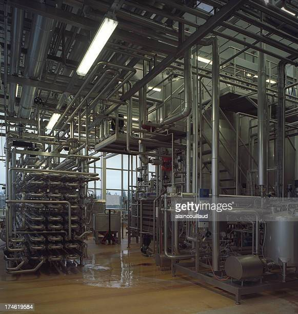 Industrial pasteurization