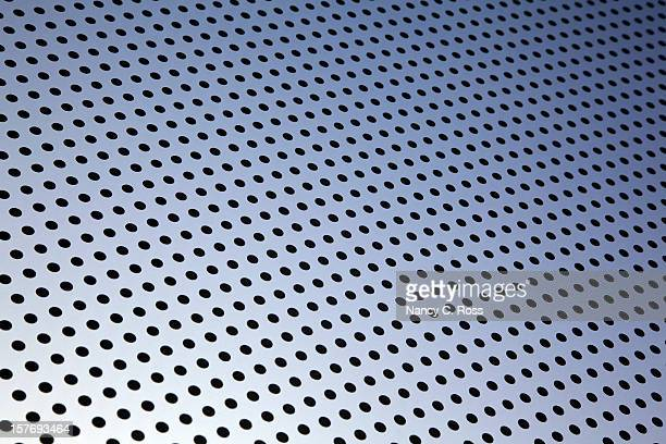 Industrial Pattern, Abstract, Gradient, Metal, Grid, Background