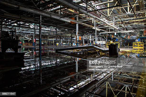 Industrial Reflections