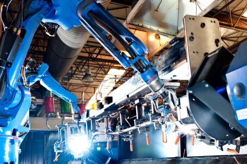 Industrial Robot 164106765