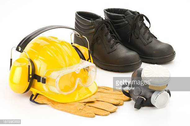 Industrial Safety Workwear.