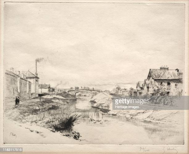 Industrial Section, Troyes. Creator William Hogarth .