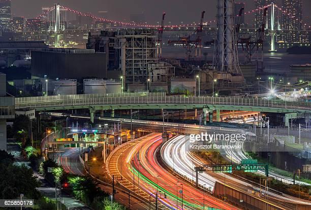 Industrial Tokyo