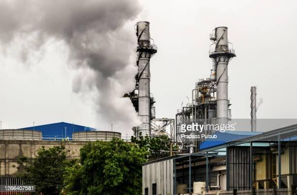 industrial toxins - kontaminierung stock-fotos und bilder