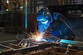 Industrial Welder