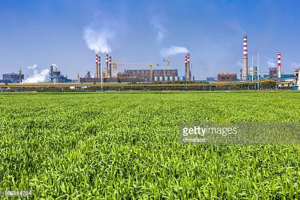 zone industrielle