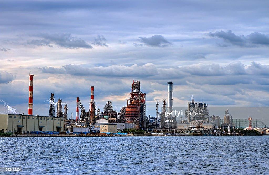 Industry area : Stock Photo