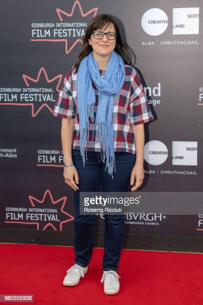 Industry executive Nada Cirjanic attends a photocall during the 72nd Edinburgh International Film Festival at Cineworld on June 21 2018 in Edinburgh...