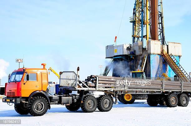 Huile & de l'industrie de gaz