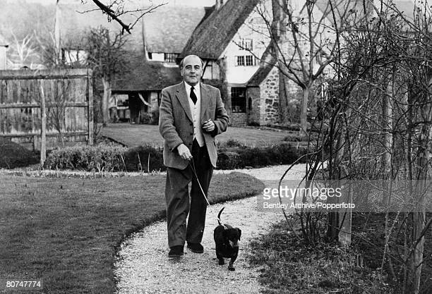 20th February 1958 WO Bentley the founder of the Bentley company and the Bentley cult born in Hampstead's 'Millionaires Row' and who built...