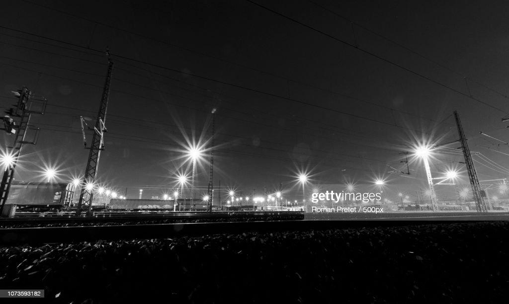 Industry stars /// Sterne der Industrie : Stock-Foto