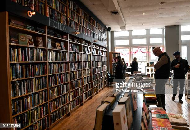 Indy Reads is an independent bookstore where revenue funds a nonprofit that provides free tutoring to promote adult literacy Here childrens books...